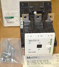 Moeller DIL6AM/22 380V 50Hz Leistungsschütz NEU