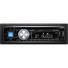 New listing Alpine Cde-Sxm145Bt In Dash Receiver (No SiriusXm Tuner) Car Cd Player