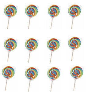 Lollipop Candy Lolly Baby Shower Birthday Lollies Party Bag Filler Xmas Gift50GM