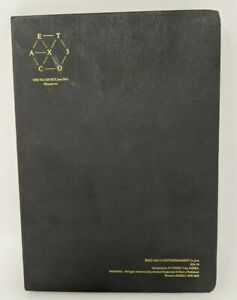 Exo Vol. 3 Ex'act June 2016 Monster Version (CD and Booklet Only ) KPop SM Ent.