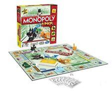 jeu de société MONOPOLY JUNIOR - sous blister