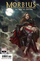 Morbius the Living Vampire #4 Marvel Comic 1st Print 2020 unread NM