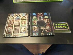 Far Cry 5 Steelbook ONLY no game free shipping