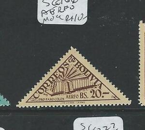 BOLIVIA (P2701B) SC C168 AERFO VARIETY  MOG