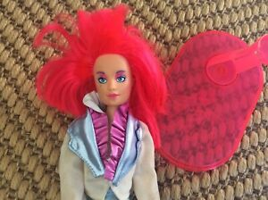 Doll Jem & The Holograms Kimber Doll & Stand Hasbro Toy