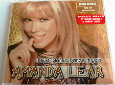 "AMANDA LEAR - MAXI CD ""I JUST WANNA DANCE AGAIN"" - NEUF SOUS BLISTER D'ORIGINE"