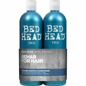 Recovery Shampoo und Conditioner Tigi Bed Head für trockenes Haar 720ml 2 Stück