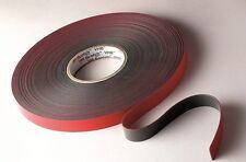 3M 4611F General Purpose VHB Tape; 12mm x 33m x 1mm