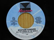 Stephan Sanders 45 ALL THE WOMEN IN THE WORLD / CONFECTIONARY - Magnum M-