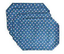 Wholesale Price  Placemats 4 pack - Vintage Floral Blue