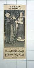 1939 Gosforth Players Lily Featherstone And George Parker