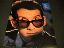 Elvis Costello has Four Eyes and One Vision 1981 Promo Display Ad Mint Condition