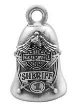 HARLEY DAVIDSON Bar & Shield Eagle Sheriff Ride Bell
