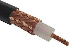 Davis RF RG-213 RF Coaxial Cable w/Non-Contaminating Jacket - 100' HIGH QUALITY!
