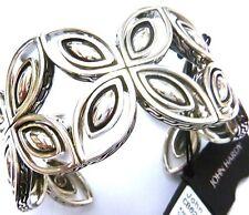 HTF! NWT!!! John Hardy Authentic Bold, Wide Kawung Flower Cuff Bracelet RARE!
