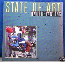 State Of Art Understanding 3 track 1991 maxi single PROMOTIONAL cd