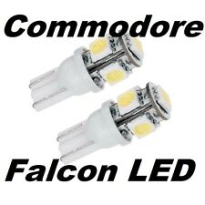 Falcon Commodore LED Parking & Number Plate Bulbs EL AU BA BF FG VT VX VY