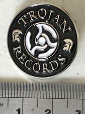Trojan Records Metal Pin Badge (Not Lambretta/Vespa)