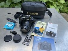 CANON EOS 650 35MM SLR CAMERA 105mm Kalt Working Zoom