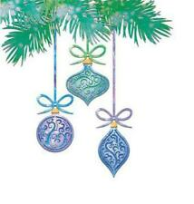 Metal Cutting Dies Ornament Christmas Scrapbooking Embossing Stencil Template