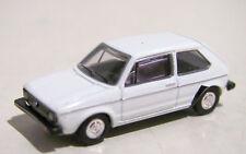 Herpa 066600 VW Golf I in weiß für Spur TT NEU mit OVP