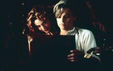Titanic 35mm film slide Leonard Di Caprio Kate Winslet look at drawing