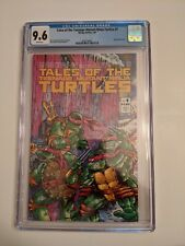 Teenage Mutant Ninja Turtles #1 CGC 9.6 White Pages May 1987