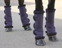 Shires Compact Protective Padded Travel Boots, Small, Medium, Large.