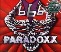 666 Paradoxx (1998) [Maxi-CD]
