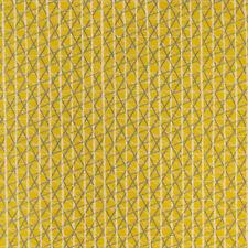 Crypton® Momentum Sketching Air lemon yellow & Gray modern Upholstery Fabric