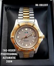 Tag Heuer Professional Automatic Men's Watch 200 meters Ref: 665.006F
