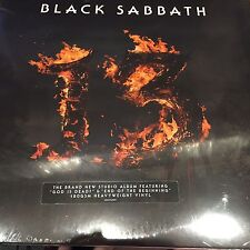 BLACK SABBATH - 13 - 180g HEAVYWEIGHT VINYL LP - BRAND NEW AND SEALED