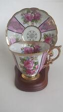 Lipper & Mann LM Royal Halsey Very Fine China Tea Cup / Saucer & stand - teacup