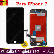 Pantalla Completa para iPhone 7 LCD Tactil Digitalizador Retina Display Negro