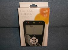 FIRST ACT CHROMATIC LCD GUITAR TUNER FOR ACOUSTIC & ELECTRIC ADAM LEVINE SERIES