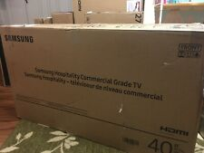Samsung HG40NE477SFXZA | 40 inch Direct Lit LED Hospitality TV