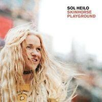 SOL HEILO - SKINHORSE PLAYGROUND   CD NEU