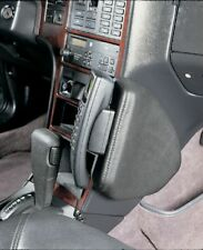 Kuda teléfono consola 098005 soporte saab 9000 a partir de piel sintética 95 negro