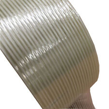 6-Filament Tapes 48MM X 45M Cross direction filaments Industrial Strength Clear
