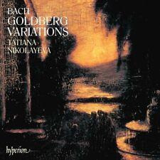 Tatiana Nikolayeva - Bach: Goldberg Variations, BWV 988 [CD]