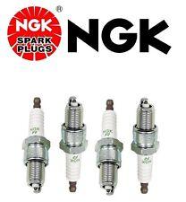 Four X Spark Plugs NGK V Power Resistor for Hyundai Elantra Nissan 200SX 6261