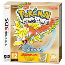 Pokemon Gold Digital (Nintendo 3DS)