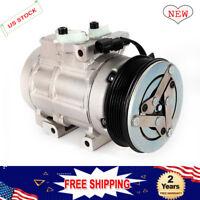 AC Compressor FS20 fits Ford Super Duty Lincoln Navigator 1YW 67192 Reman
