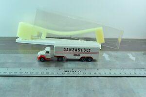 Brekina 4265 Old Timer Magirus Mercur Tractor Trailer DANZAS 1:87 Scale