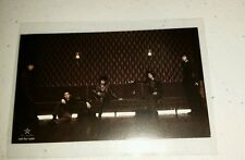 "Dbsk  tohoshinki ""fire in the black"" japan jp official photocard card Kpop K-pop"