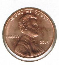 2015 Philadelphia Brilliant Uncirculated Lincoln Shield One Cent Coin!