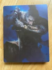 Sekiro Shadows Die Twice Limited Edition Steelbook Case Only G2 (NO GAME)