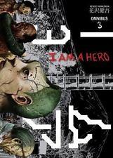 I AM A HERO OMNIBUS 3 - HANAZAWA, KENGO - NEW PAPERBACK BOOK