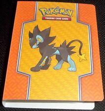 Pokemon XY BREAKpoint Collectors Album Mini Binder Greninja Luxray