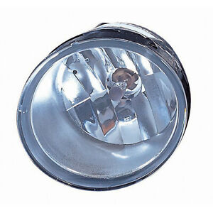 NI2592119 New Fog Lamp Assembly Front, Left Driver Side CAPA